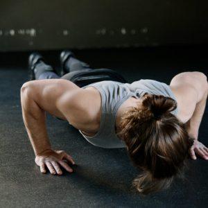 Thuis Workout Trainingsschema + Voedingsschema – Man