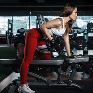 Trainingsschema Upper/Lower (4 dagen) + Voedingsschema – Vrouw
