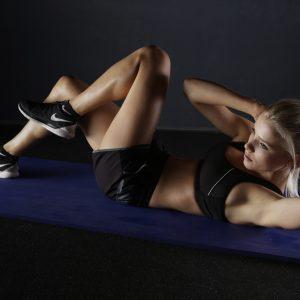 Thuis Workout Trainingsschema + Voedingsschema – Vrouw