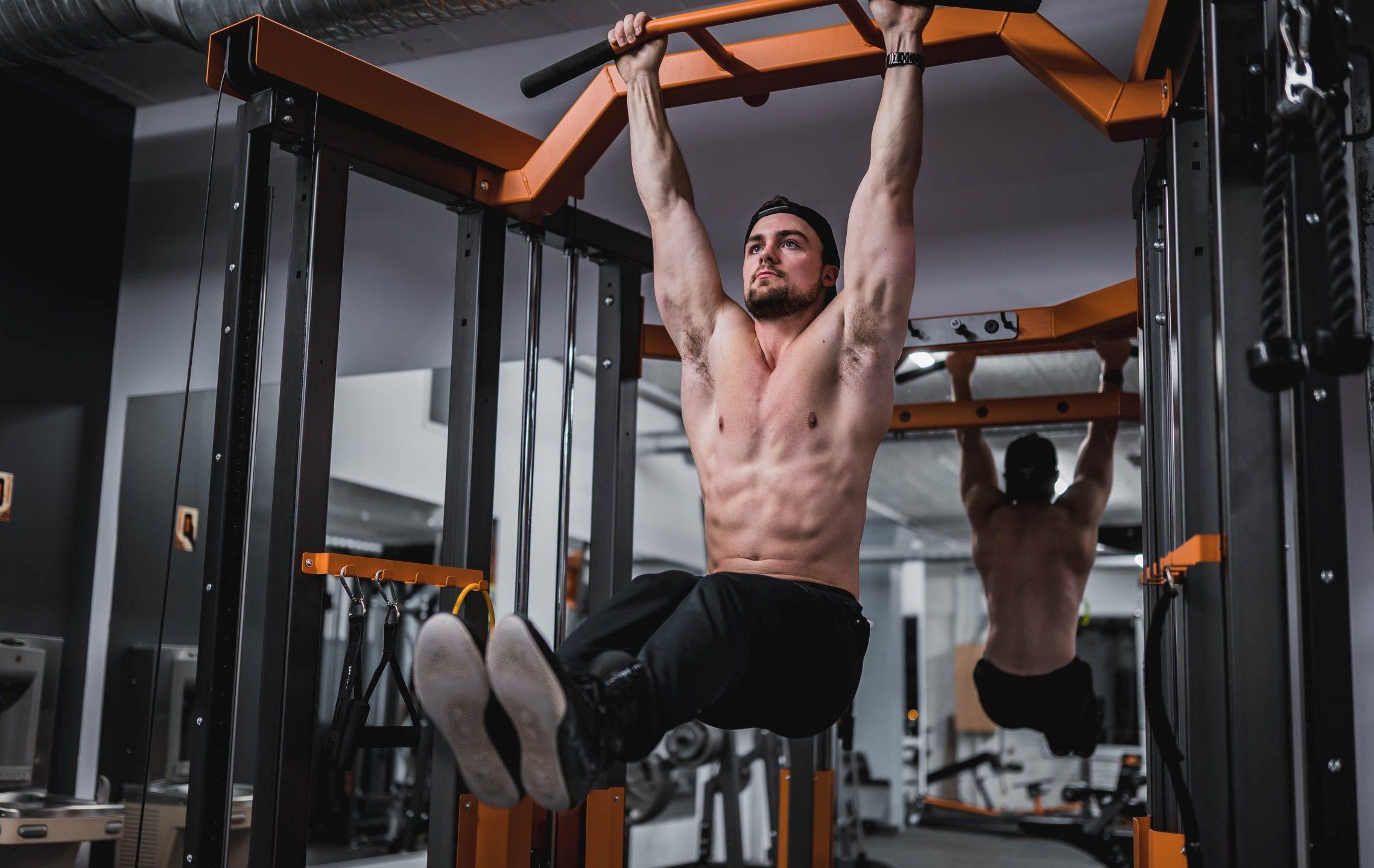 Trainen Met Gewichten Vs. Trainen Met Je Eigen Lichaamsgewicht